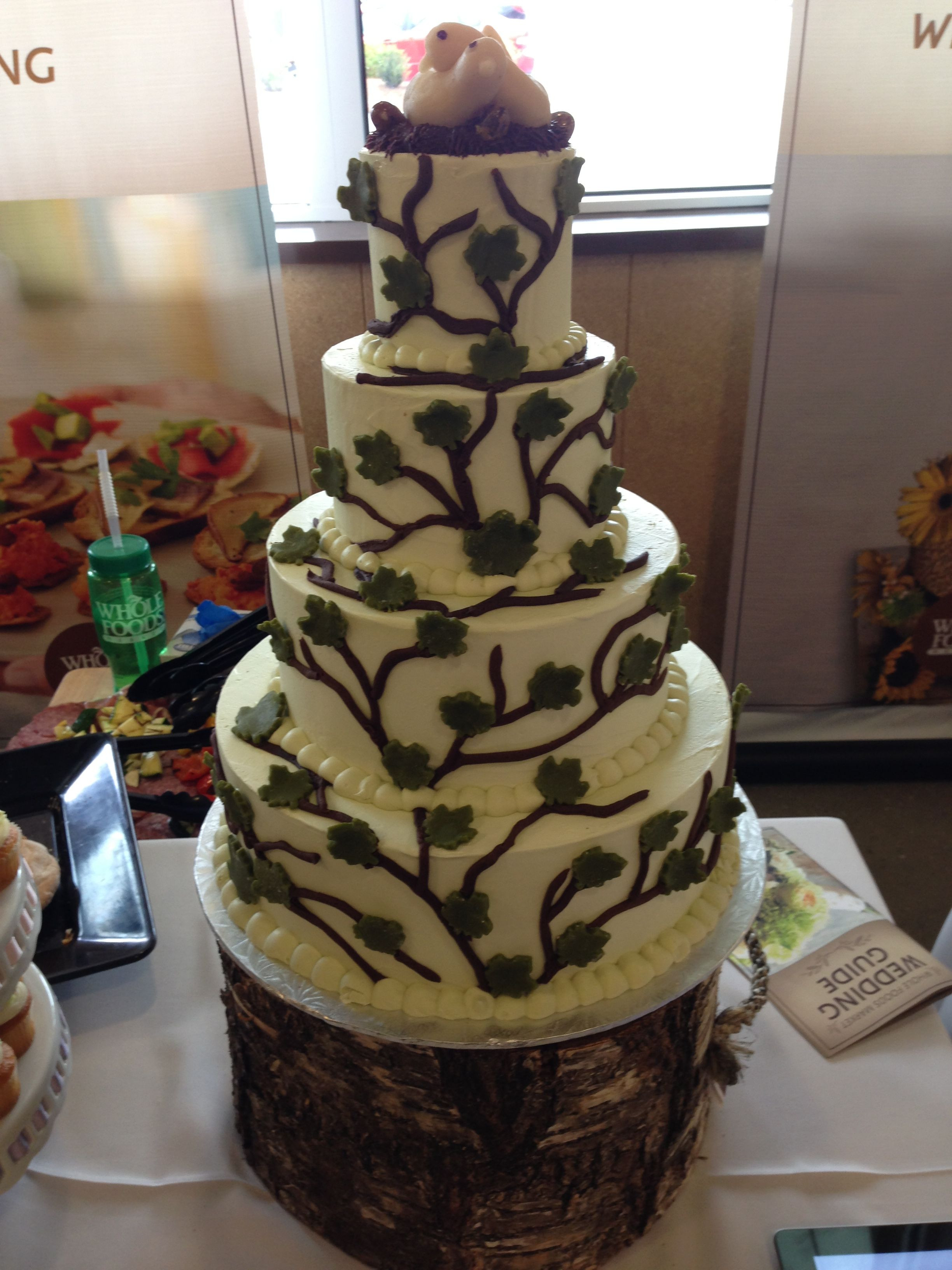 Whole Foods Wedding Cakes  Whole Foods Market wedding cake WFM Cakes