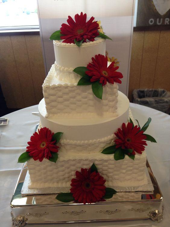 Whole Foods Wedding Cakes  Pinterest • The world's catalog of ideas
