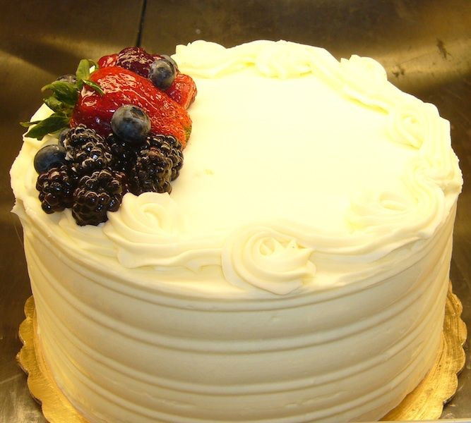 Whole Foods Wedding Cakes  Berry Chantilly Cake Recipe great food