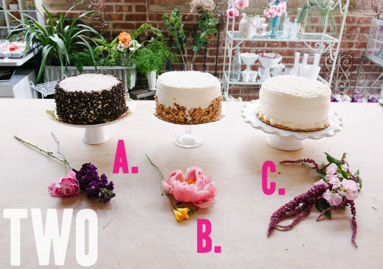Whole Foods Wedding Cakes  How To A Trio of Grocery Store Wedding Cakes