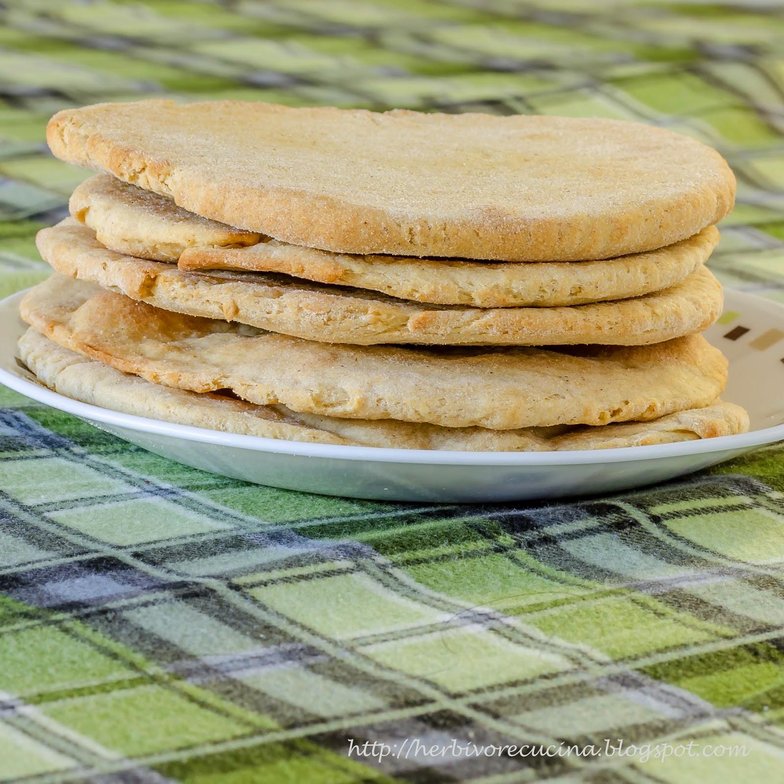 Whole Wheat Pita Bread Healthy  Ingre nts