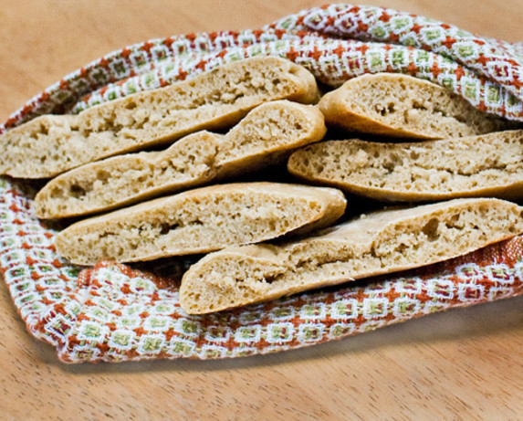 Whole Wheat Pita Bread Healthy  Healthy Whole Wheat Pita Bread Recipe Food