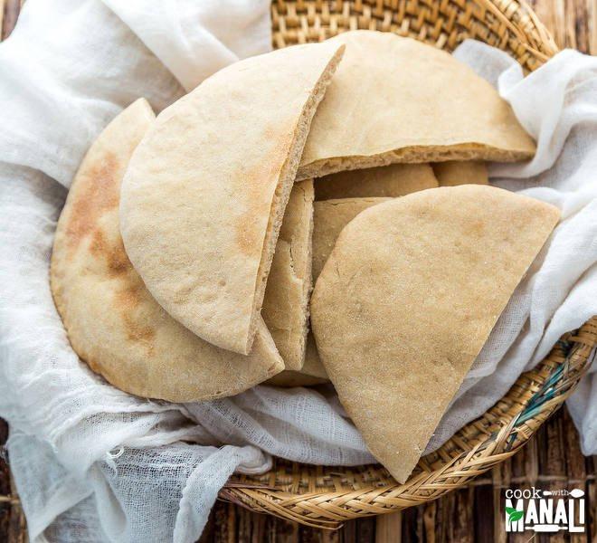 Whole Wheat Pita Bread Healthy  whole wheat pita pockets recipes