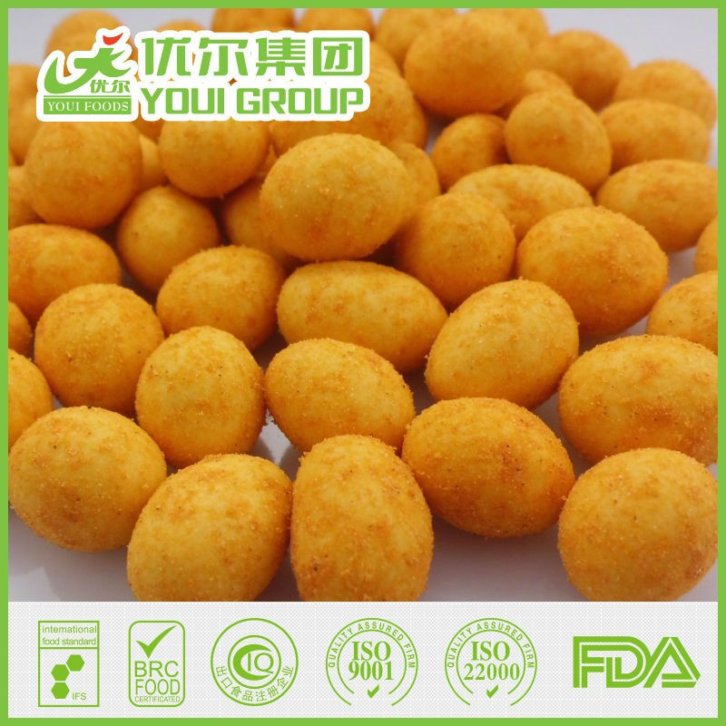 Wholesale Healthy Snacks  Wholesale Healthy Snacks Salted Fried Peanuts With Brc