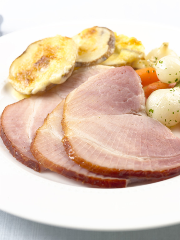Why Do People Eat Ham On Easter  Easter Ham with Maple and Mustard Glaze