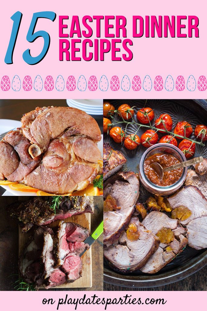 Why Do You Eat Ham On Easter  Easter Dinner Recipes