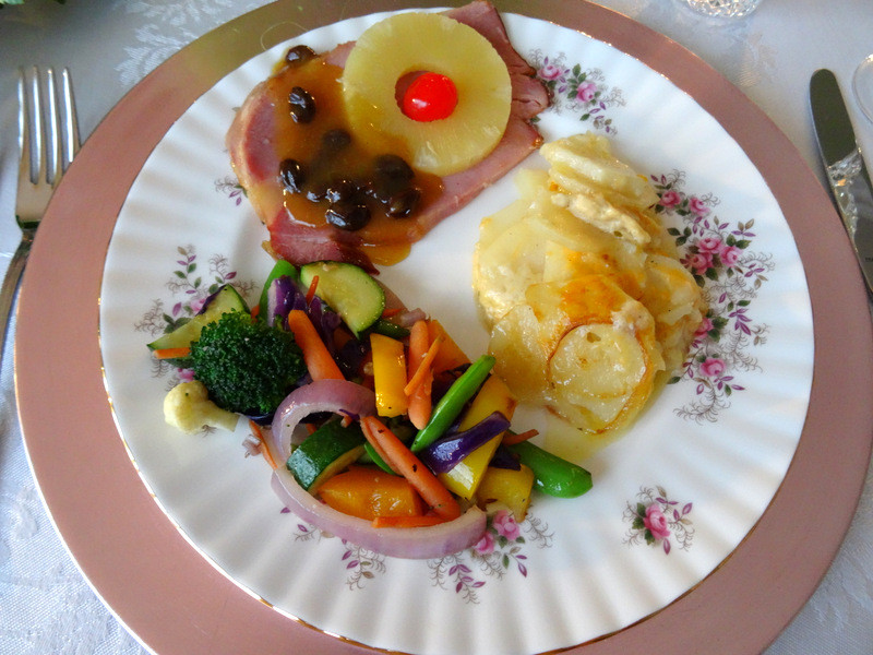 Why Is Ham Served At Easter  Baked Glazed Ham for Easter Dinner My Island Bistro Kitchen