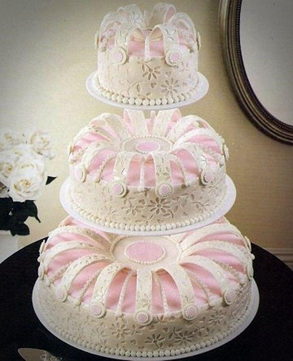 Wilton Wedding Cakes  16 Best Wilton Wedding Cake 2014