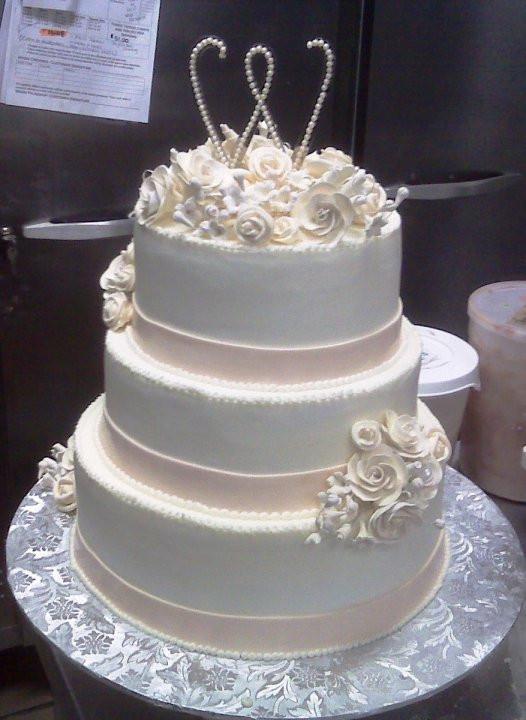 Winn Dixie Wedding Cakes  Pin Original Design By Anne Heap Pink Cake Box Cake on