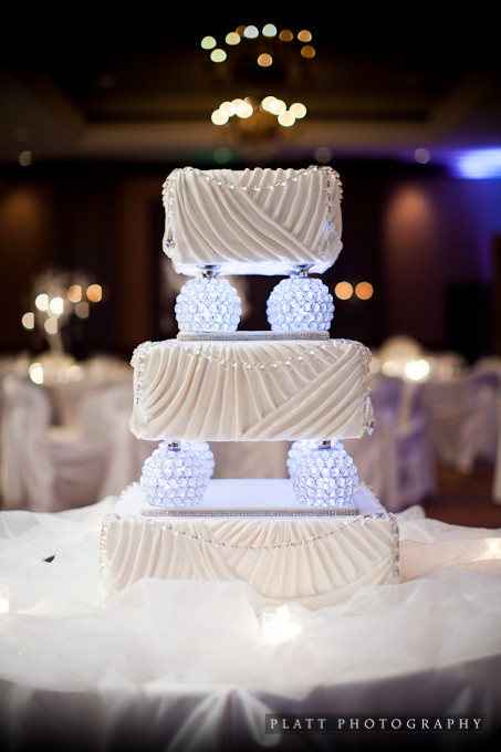 Winter Wonderland Wedding Cakes  DROOL♥♥Winter Wonderland WEDDING CAKES