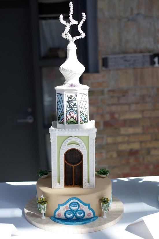 Wonderful Wedding Cakes  Honey Buy wonderful wedding cake