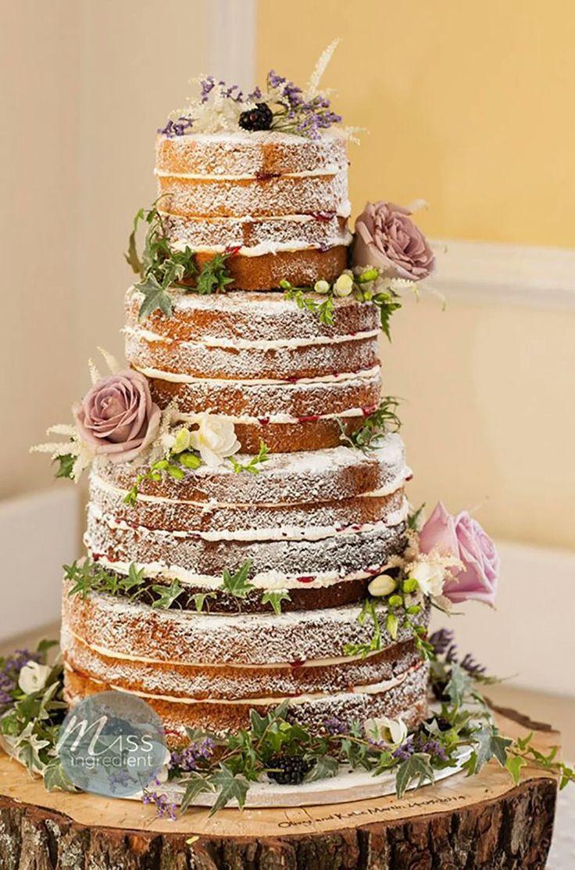 Wonderful Wedding Cakes  10 Wonderful Wedding Cake Ideas crazyforus