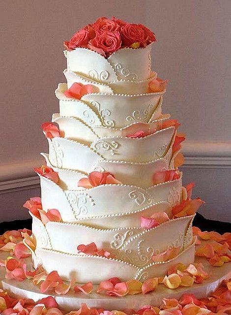 Wonderful Wedding Cakes  Artistic and Wonderful Cakes
