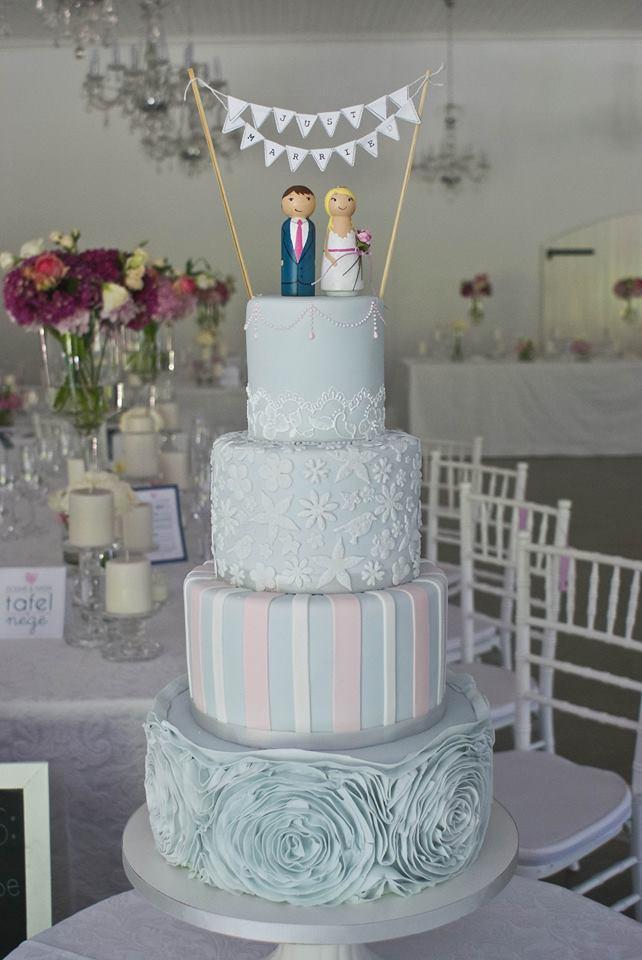 Wonderful Wedding Cakes  Wonderful Wedding Ceremony Cakes By Edible Artwork Cakes