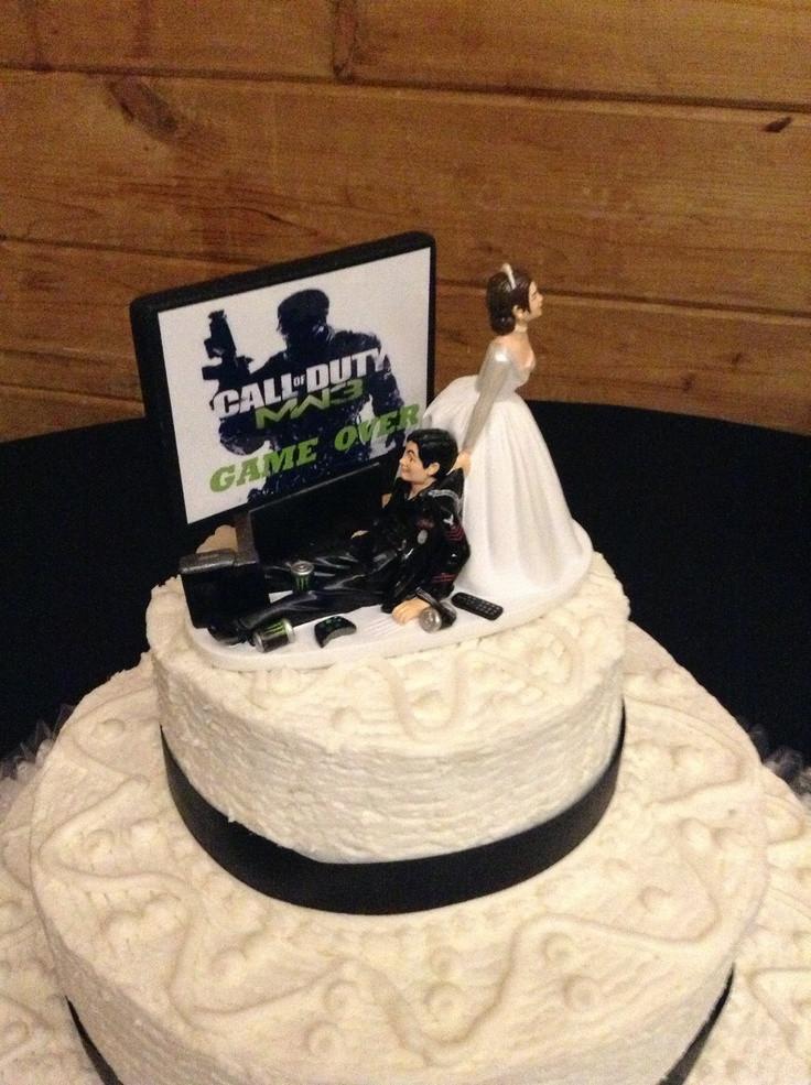 Xbox Wedding Cakes  Wedding cake with xbox My wedding ideas