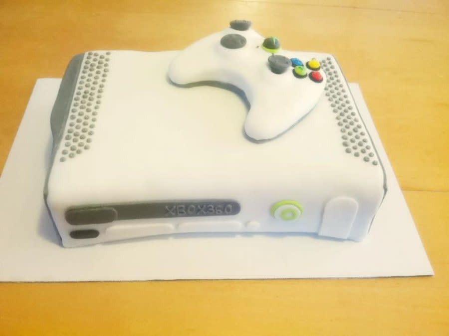 Xbox Wedding Cakes  Xbox Cake cake by Wendy CakesDecor