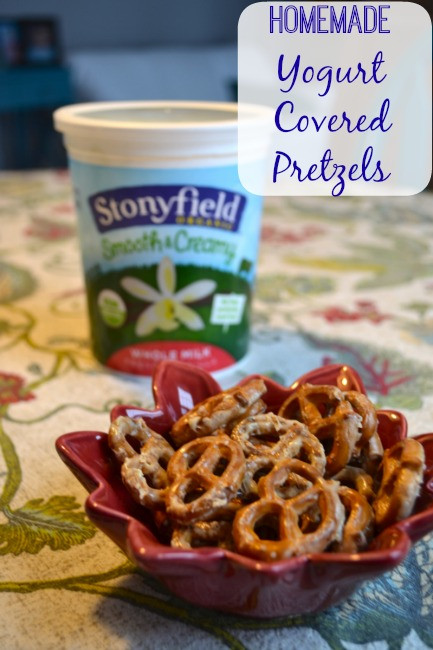 Yogurt Covered Pretzels Healthy  Why You Should Make Your Own Homemade Yogurt Covered