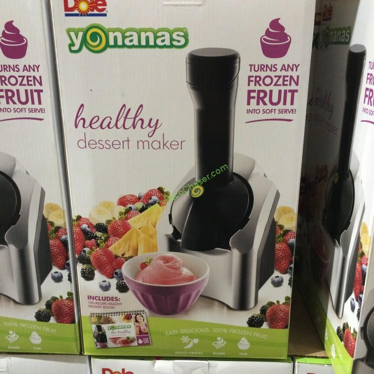 Yonanas Healthy Dessert Maker  Appliance – Page 8 – CostcoChaser