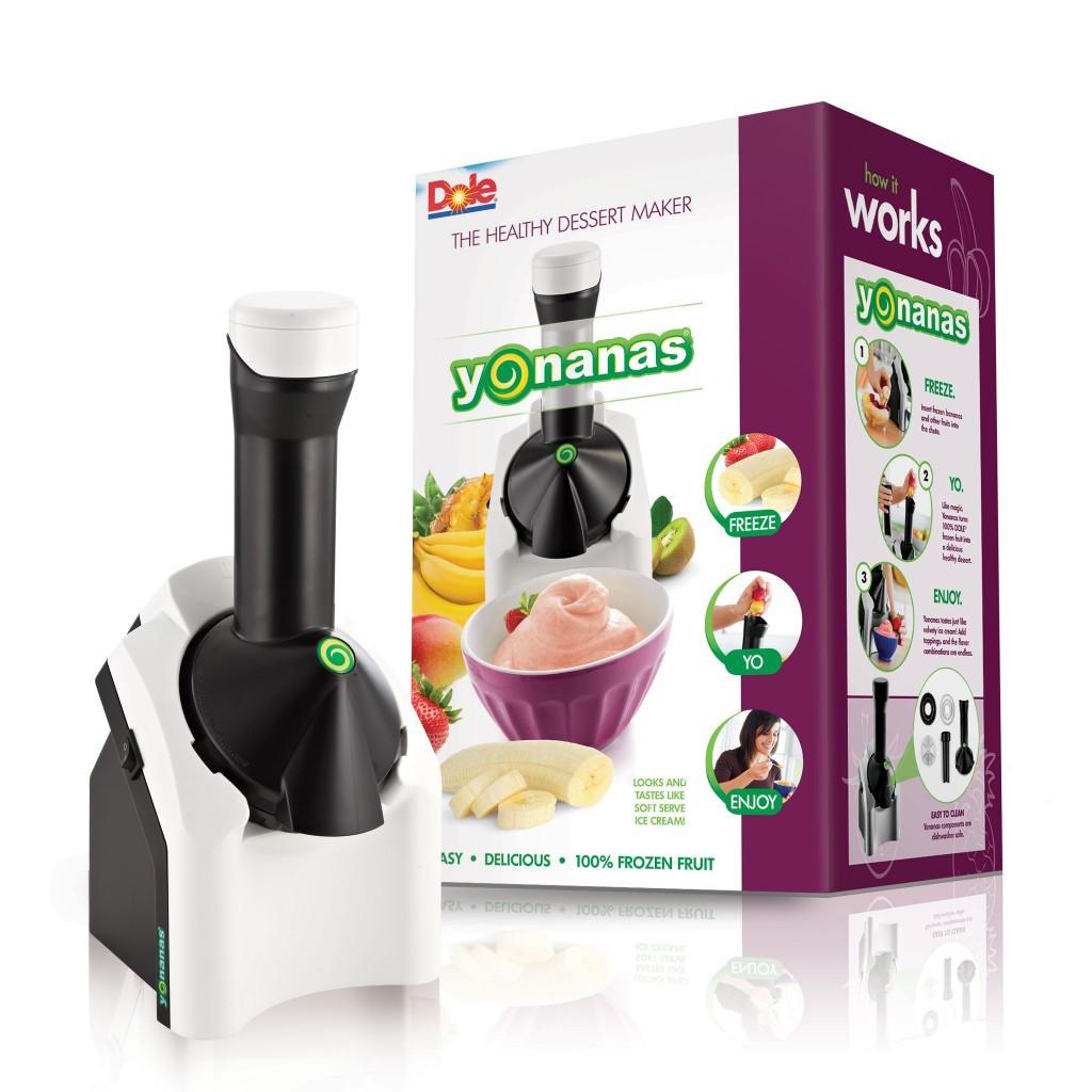 Yonanas Healthy Dessert Maker  Healthy Dessert Makers