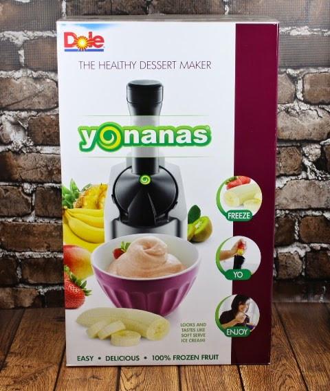 Yonanas Healthy Dessert Maker  Yonanas Healthy Dessert Maker Review Planet Weidknecht