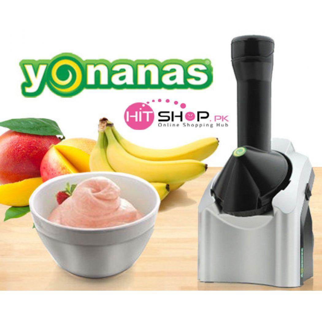 Yonanas Healthy Dessert Maker  Yonanas Frozen Healthy Dessert Maker in Pakistan