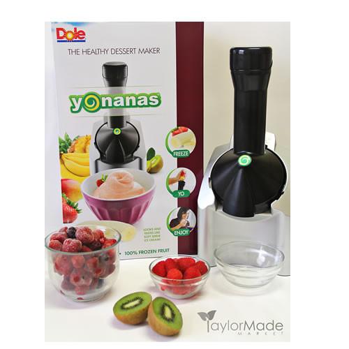 Yonanas Healthy Dessert Maker  YONANAS HEALTHY DESSERT MAKER