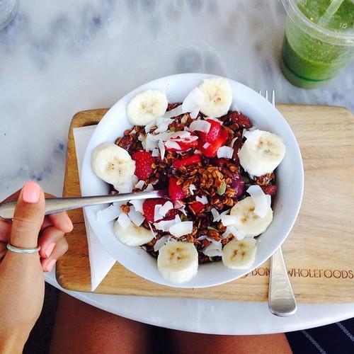 Yummy Healthy Breakfast  big dreams