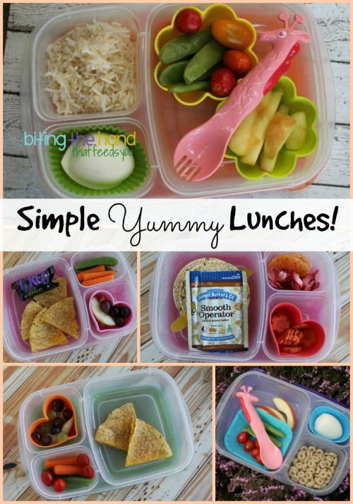 Yummy Healthy Lunches the top 20 Ideas About Biting the Hand that Feeds You Simple Yummy School Lunches