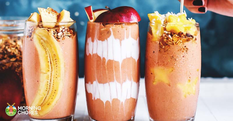 Yummy Healthy Smoothies  31 Yummy Healthy Smoothie Recipes to Give You That Much