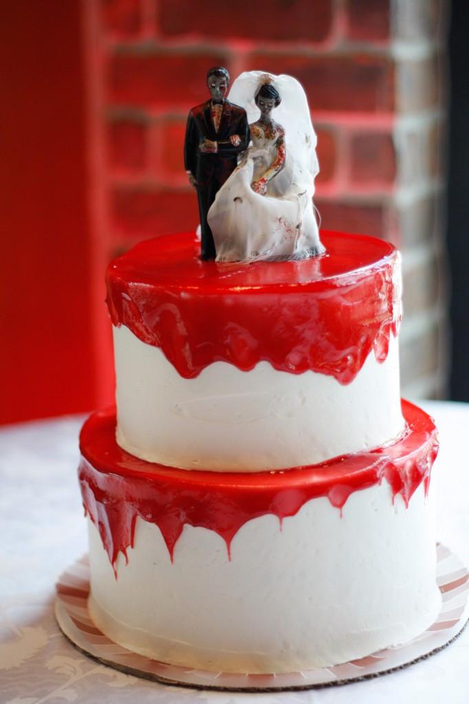 Zombie Wedding Cakes  Zombie Wedding Cakes – Decoration Ideas