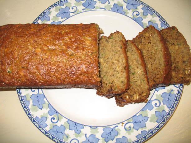 Zucchini Banana Bread Healthy  Healthy Low Fat Banana Zucchini Bread Recipe Food