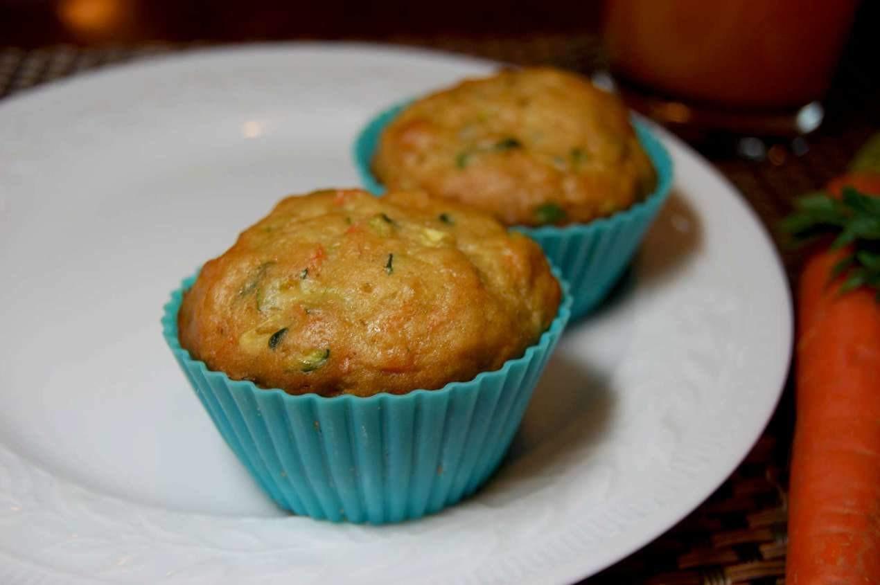 Zucchini Muffins Healthy  Healthy Muffin Recipes