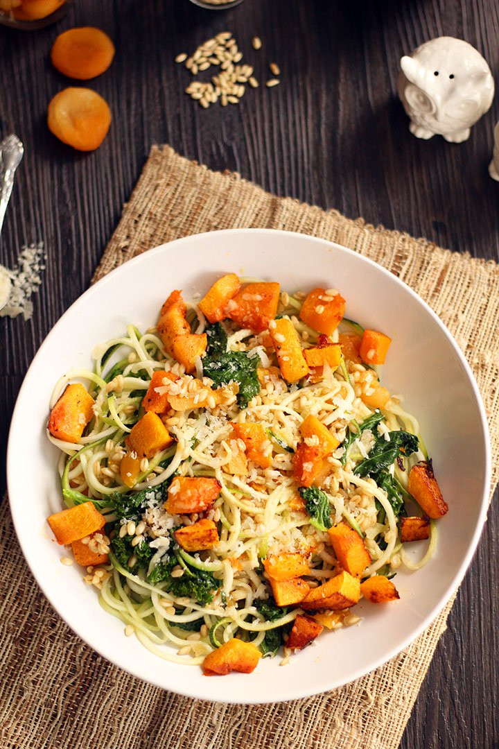 Zucchini Recipe Healthy  10 Healthy Spiralized Recipes Under 350 Calories