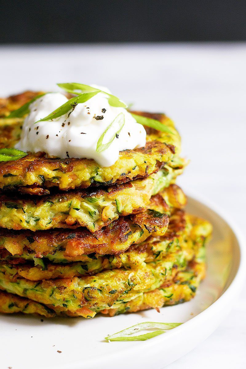 Zucchini Recipe Healthy  Easy Healthy Zucchini Recipes 14 Options for Dinner