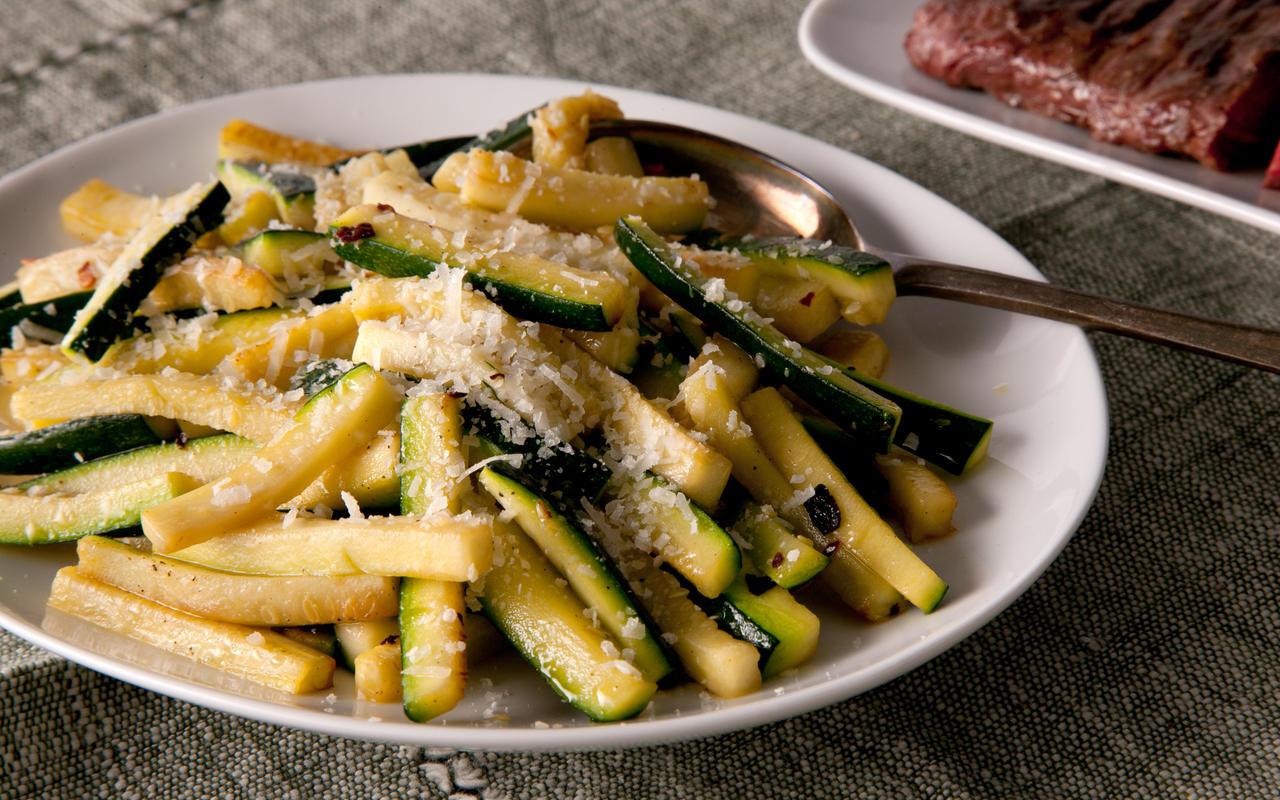 Zucchini Recipe Healthy  Sautéed Zucchini Recipe Chowhound