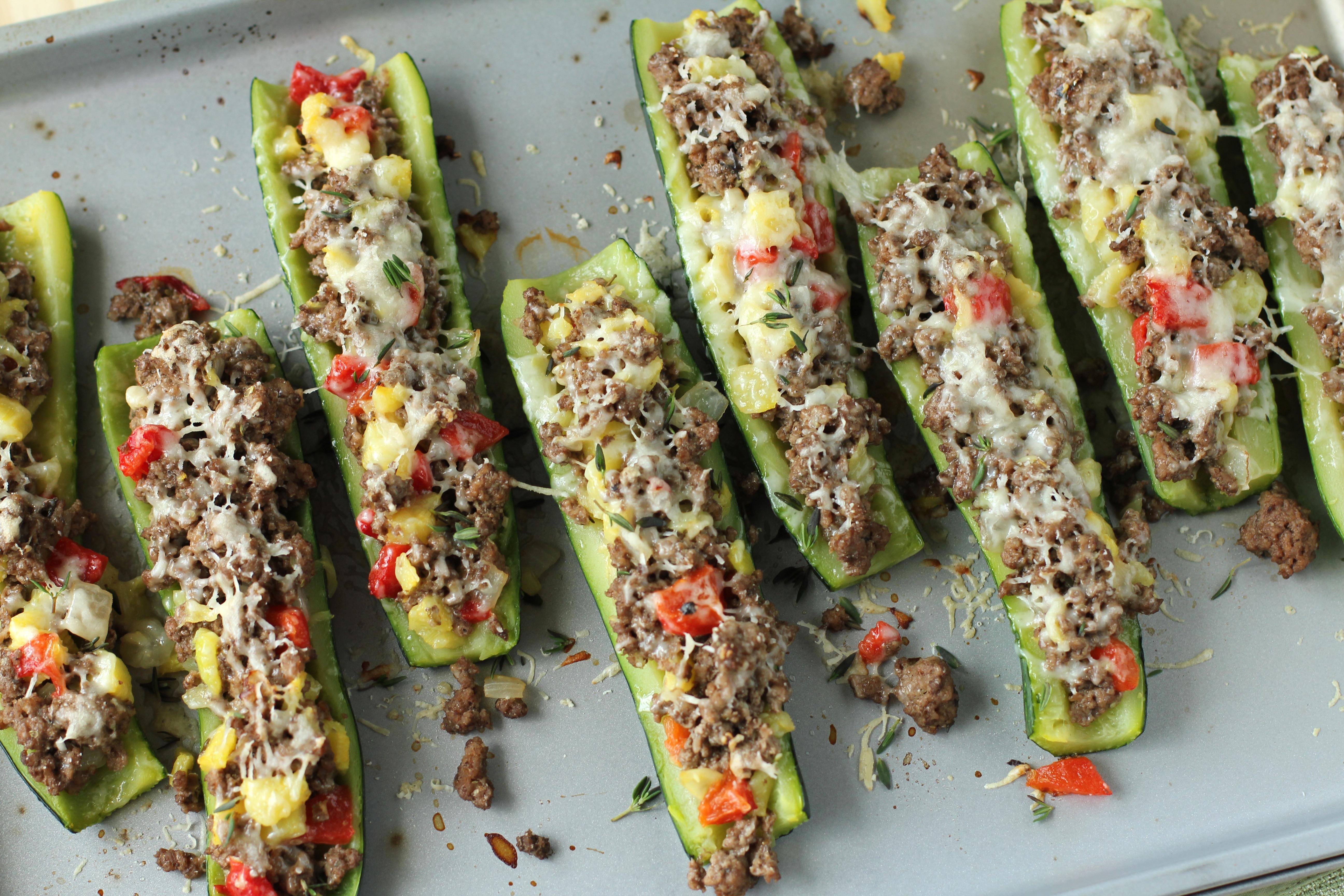 Zucchini Recipe Healthy  Healthy Recipes For Zucchini Food