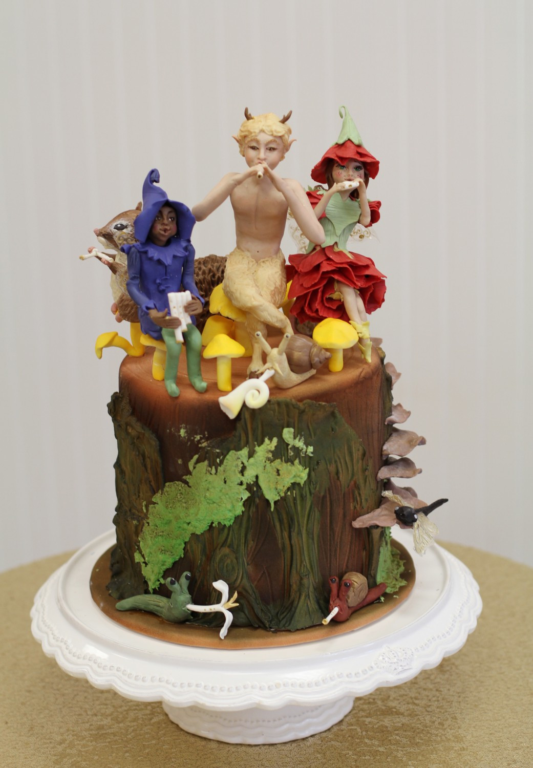 """12 Days Of Christmas Cakes  Local Bakers Present """"12 Days of Christmas"""" Cakes"""