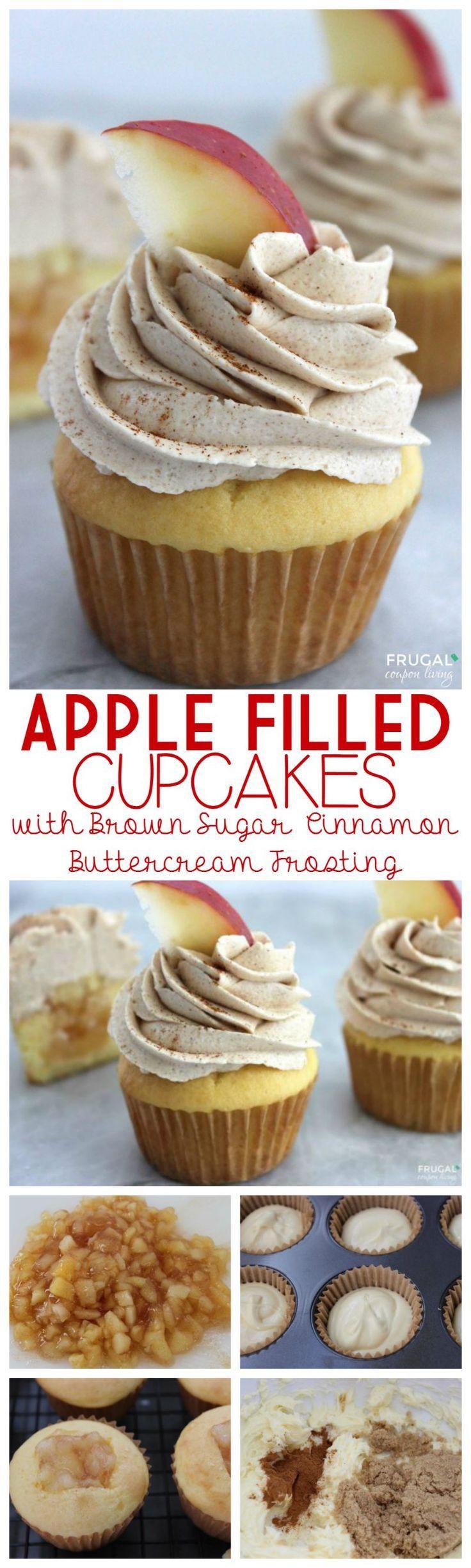 25 Fabulous Autumn Fall Cupcakes  Best 25 Fall Cakes ideas on Pinterest