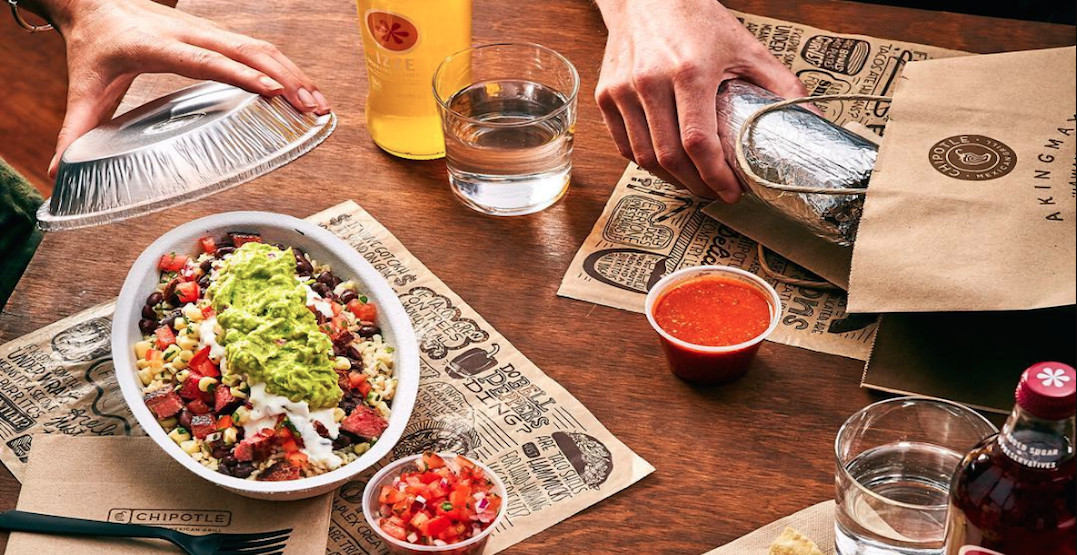 $3 Burritos At Chipotle On Halloween  Chipotle is selling its burritos for just $3 on Halloween