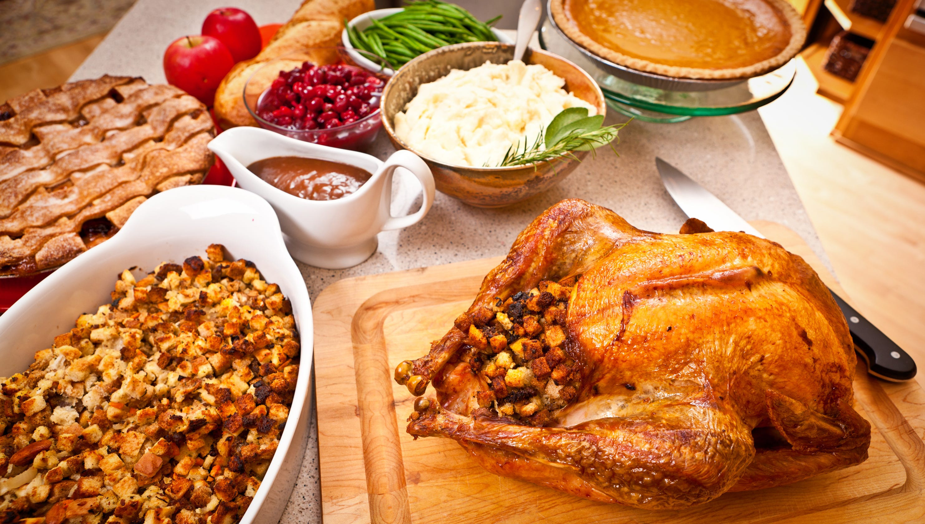 Acme Thanksgiving Turkey Dinner  Thanksgiving dinner Best cooking tips easy recipes from