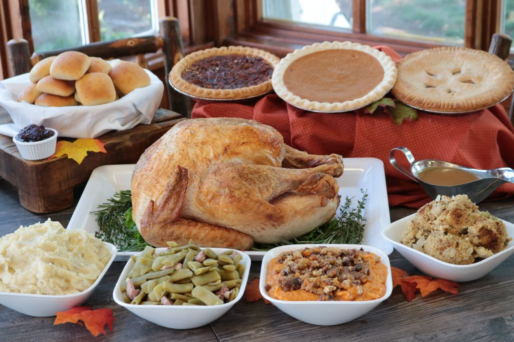 Acme Thanksgiving Turkey Dinner  Thanksgiving Dinner Applewood Farmhouse Restaurant