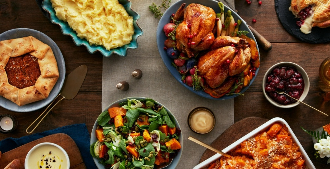 Acme Thanksgiving Turkey Dinner  Where to Thanksgiving Dinner to go in Toronto 2017