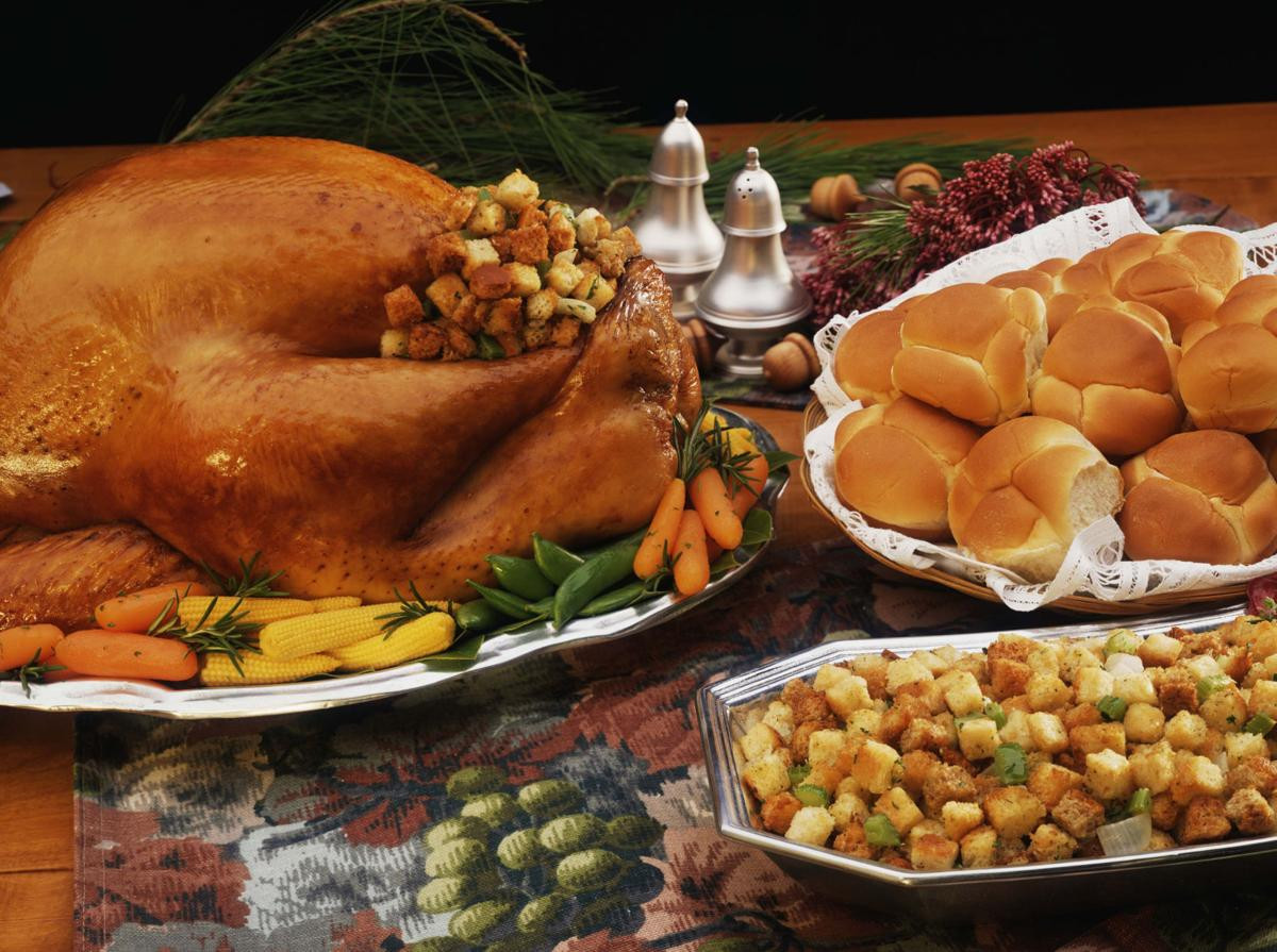 Acme Thanksgiving Turkey Dinner  Richmond restaurants serving Thanksgiving dinner 2017