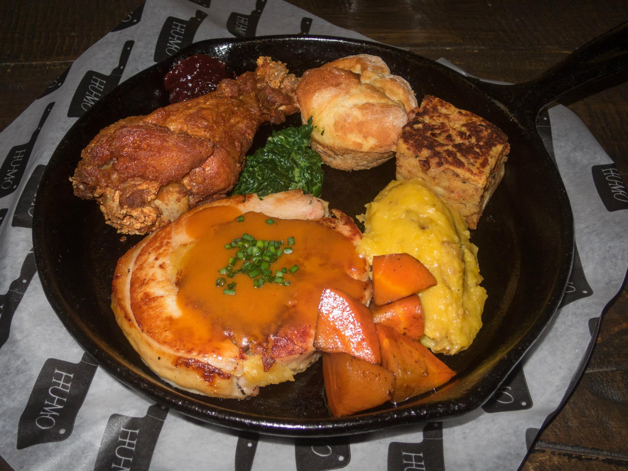 Albertsons Thanksgiving Dinner 2019  Thanksgiving Dinner at Humo Medellin Living