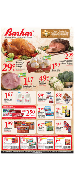 Albertsons Thanksgiving Dinner  Alicia s Deals in AZ The Thanksgiving Grocery Ads This Week