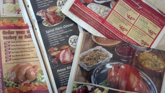 Albertsons Thanksgiving Dinners Prepared  Best Places to Get Pre Cooked Thanksgiving Dinners in Fort