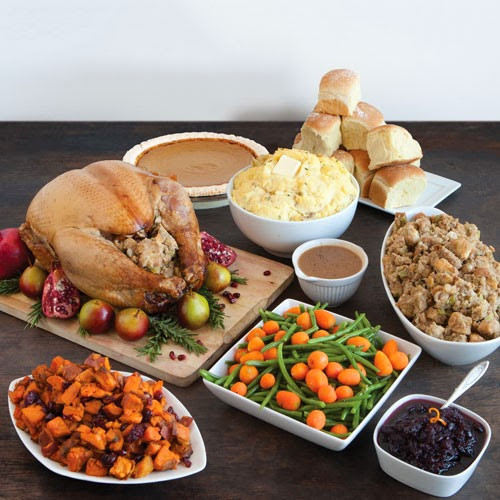 Albertsons Thanksgiving Dinners Prepared  safeway christmas ham dinner