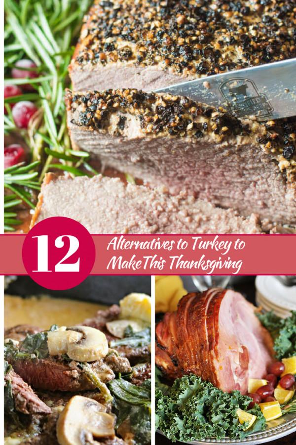 Alternatives To Turkey For Thanksgiving  12 Alternatives to Turkey to make this Thanksgiving