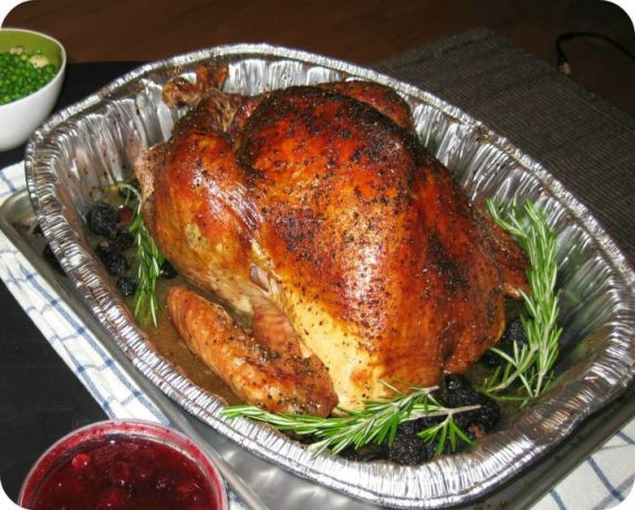 Alton Brown Thanksgiving Turkey  Roast Turkey Alton Brown Giada De Laurentiis Recipe