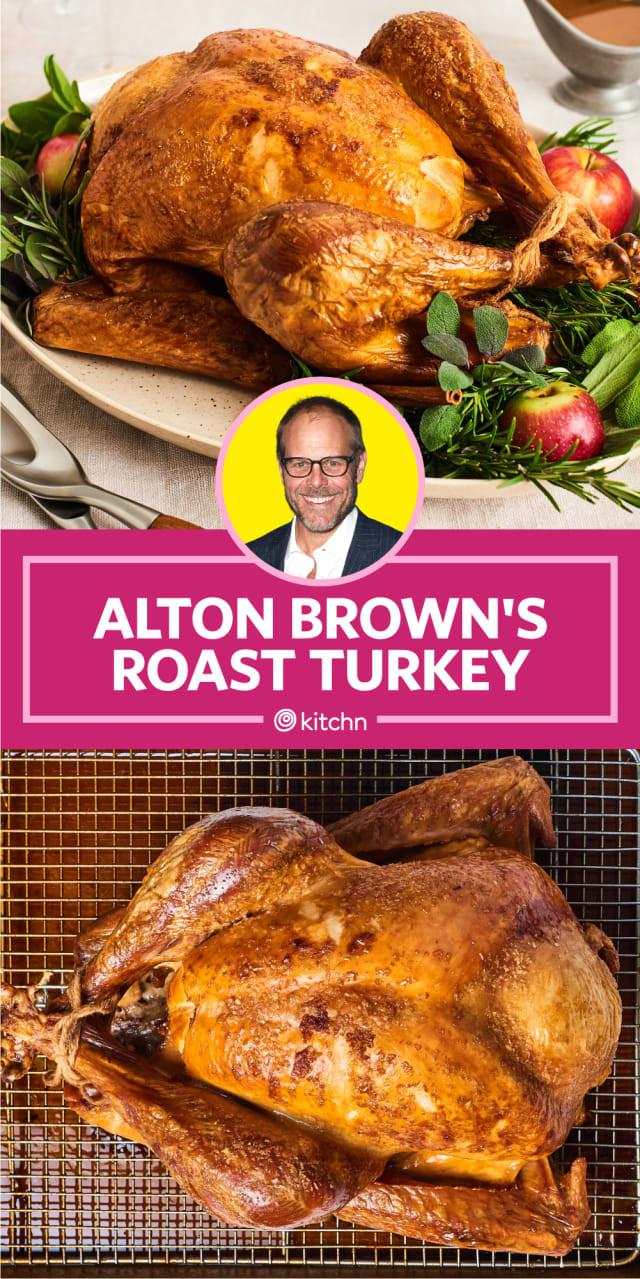Alton Brown Thanksgiving Turkey  I Tried Alton Brown s Thanksgiving Turkey and Brine